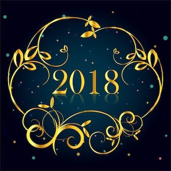 Ano novo moderno de 2018