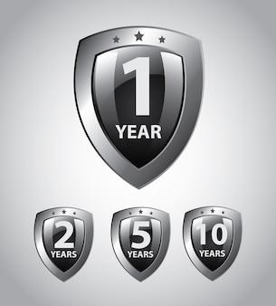 Anos escudos