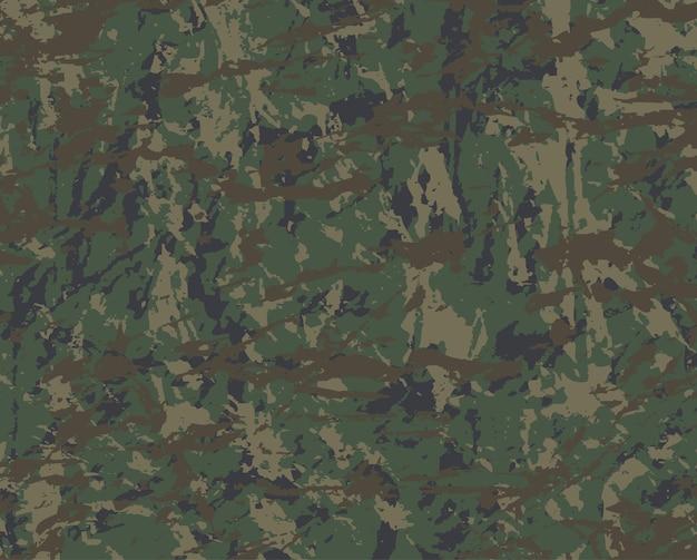 Antecedentes militares em estilo grunge
