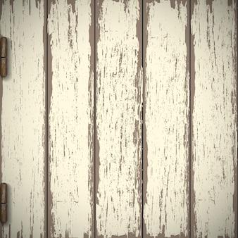 Antigo plano de fundo texturizado de madeira