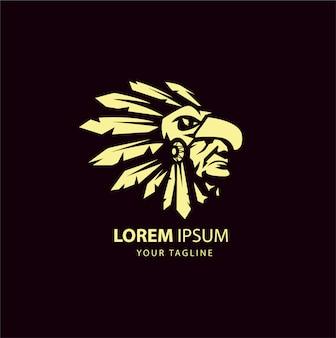Apache indian oldman logo