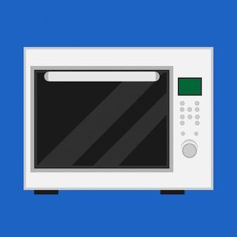Aparelho de cozinha de microondas. equipamento de forno eletrônico cozinha doméstica