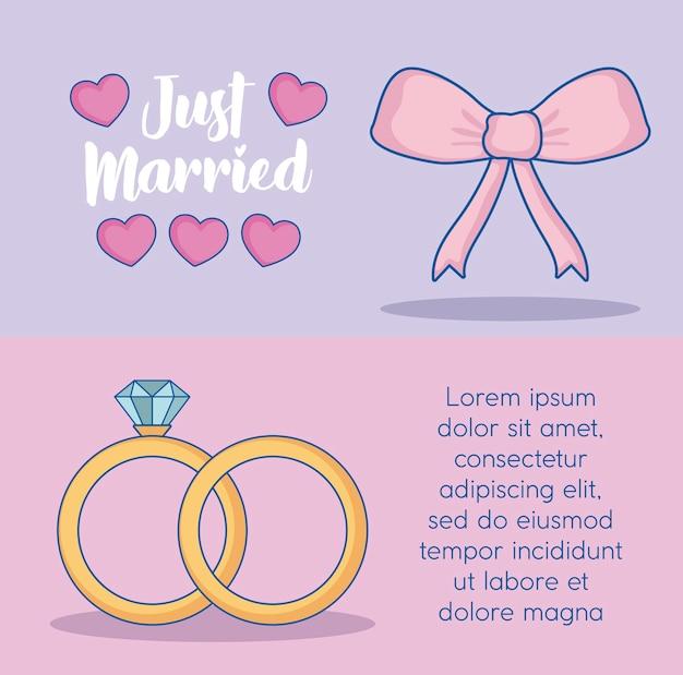 Apenas casado design