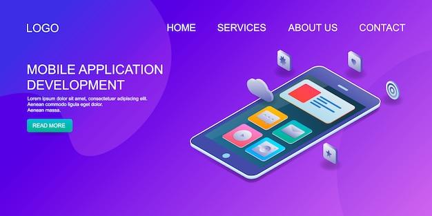 Aplicação móvel