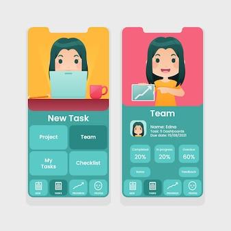 Aplicativo de gerenciamento de tarefas