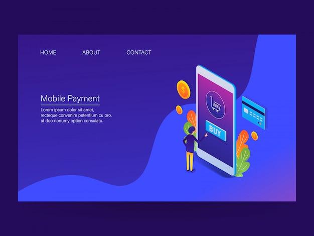 Aplicativo de pagamento móvel