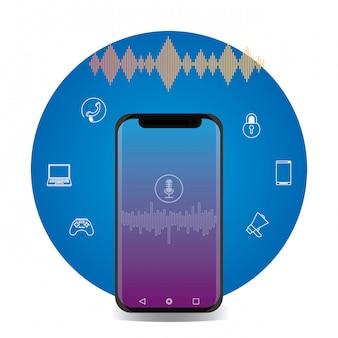 Aplicativos de conexão para smartphone
