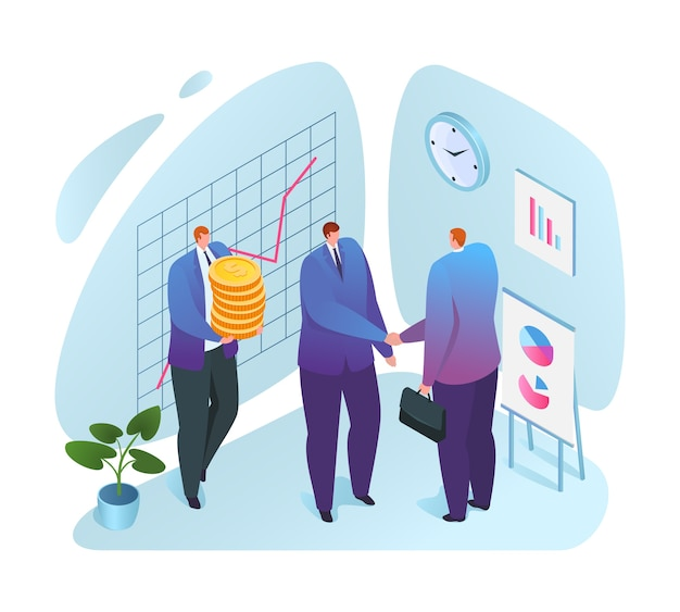 Apoio financeiro ao negócio
