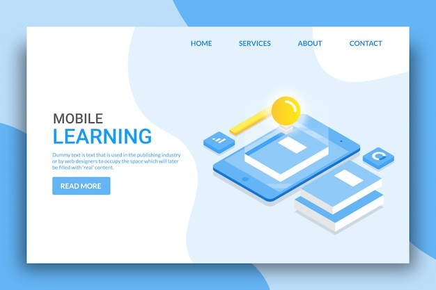 App de aprendizagem