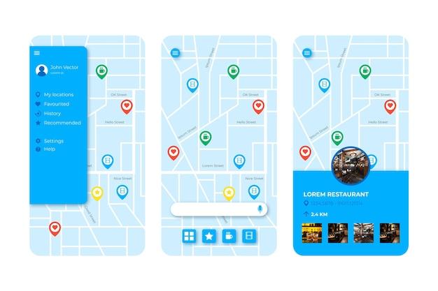App de localização