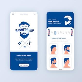 App de reserva de barbearia