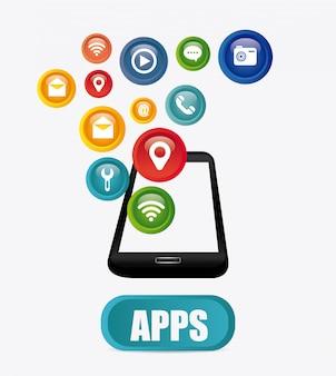 App design digital da loja.
