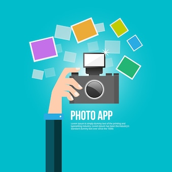 App foto