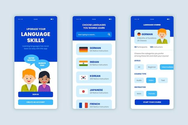 App para aprender idiomas
