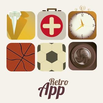 App retro