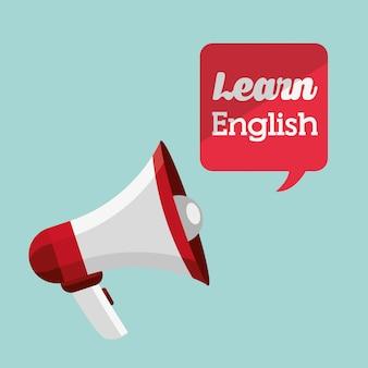 Aprender inglês design