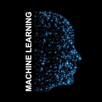 Aprendizado de máquina.