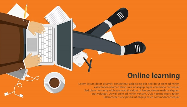 Aprendizagem online
