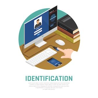 Aprovação de identidade de computador