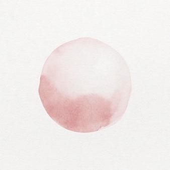 Aquarela abstrata blob
