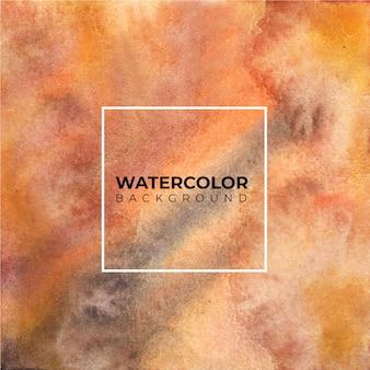 Aquarela abstrata espirrando fundo, pintados à mão no papel.