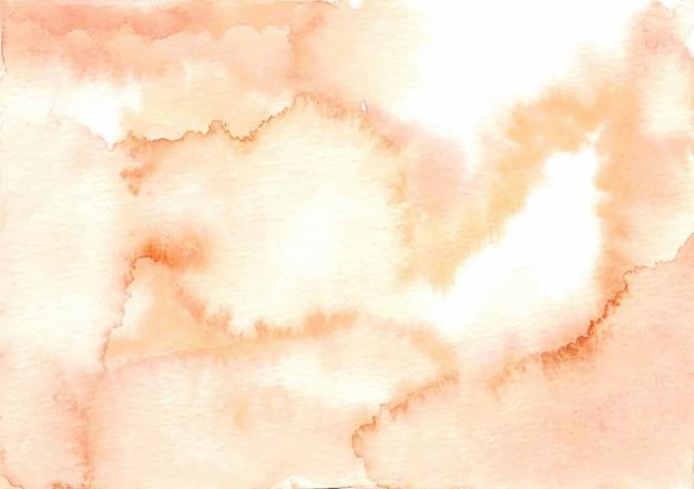 Aquarela de fundo de textura vintage