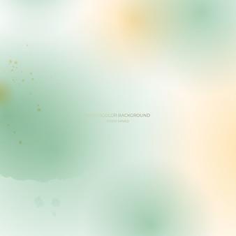 Aquarela pastel abstrata para segundo plano.