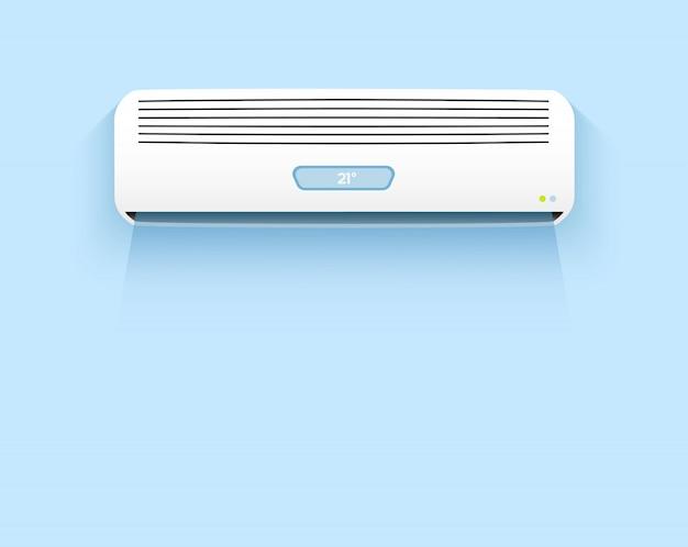 Ar condicionado, brisa refrescante