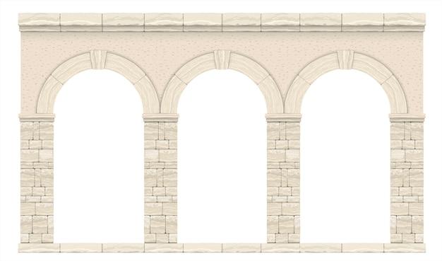 Arco antigo clássico