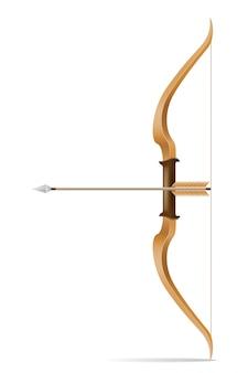 Arco com flechas para fotografar