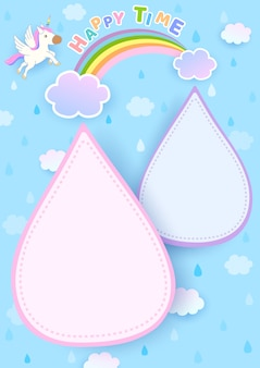 Arco-íris-chovendo