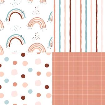 Arco-íris de padrão