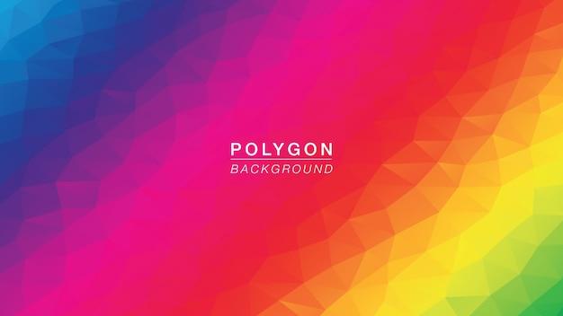 Arco-íris de polígono