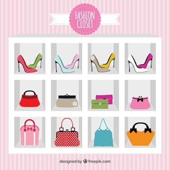 Armário moda