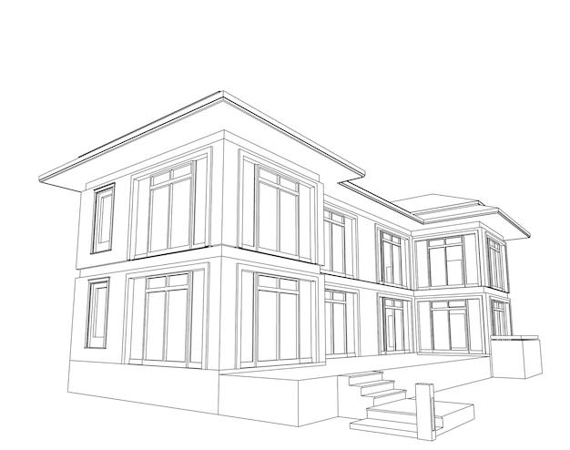 Arquitetura 3d