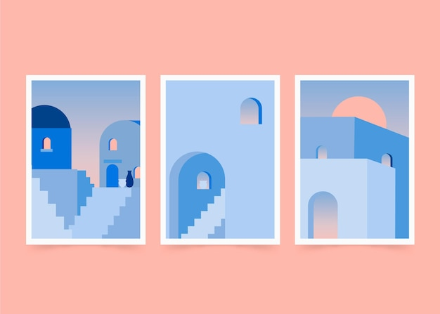 Arquitetura mínima abrange coleção