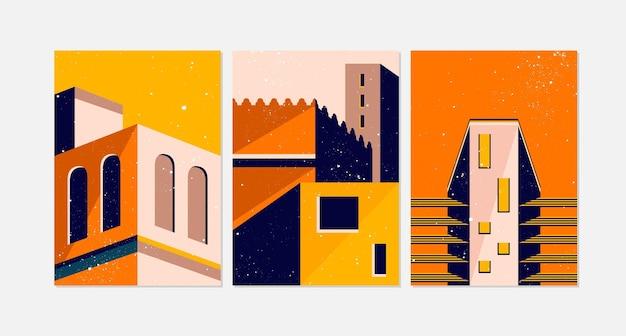 Arquitetura mínima cobre