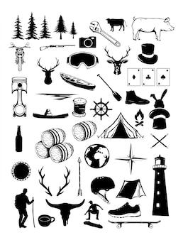 Arquivo de coleções de elementos