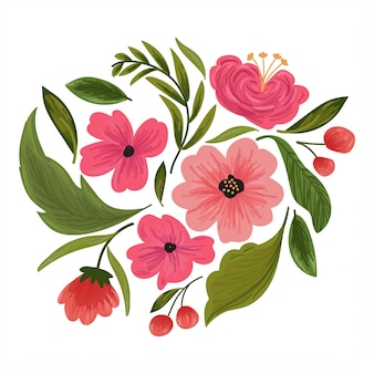 Arranjo de flores bonito para dia dos namorados