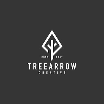 Arrow tree logo