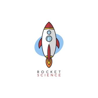 Arte de vetor de tema de astronauta espacial espaço voyager