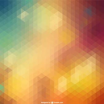 Arte vetor padrão geométrico