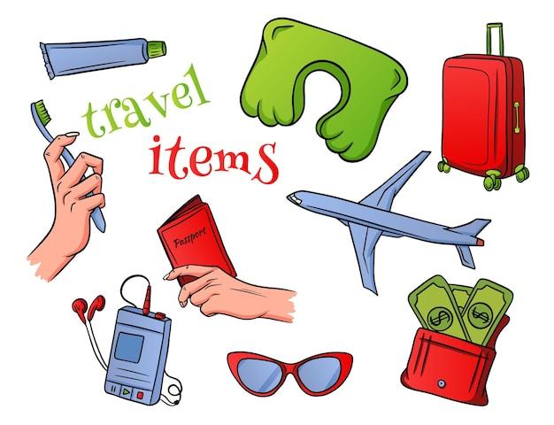 Artigos de viagem
