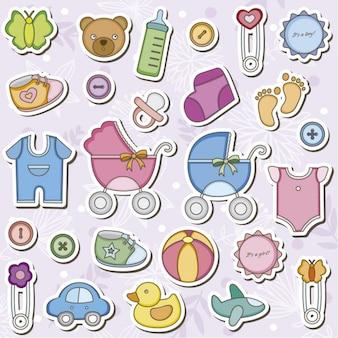 Artigos do bebê