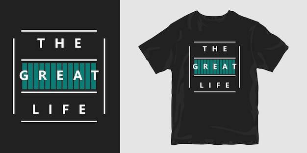 As grandes citações da camiseta da vida