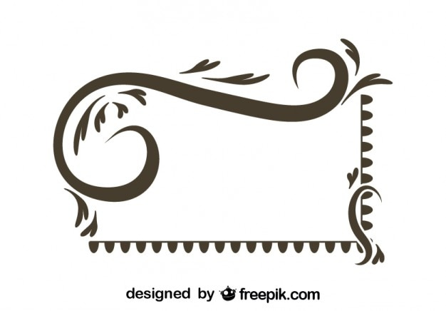 Assimétrico design retro quadro