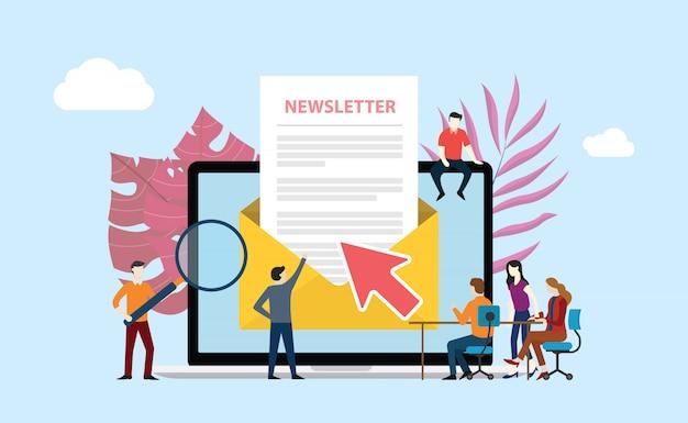 Assine o newsletter