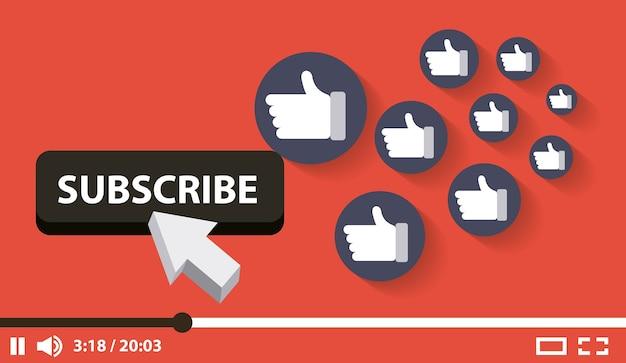 Assine o vídeo