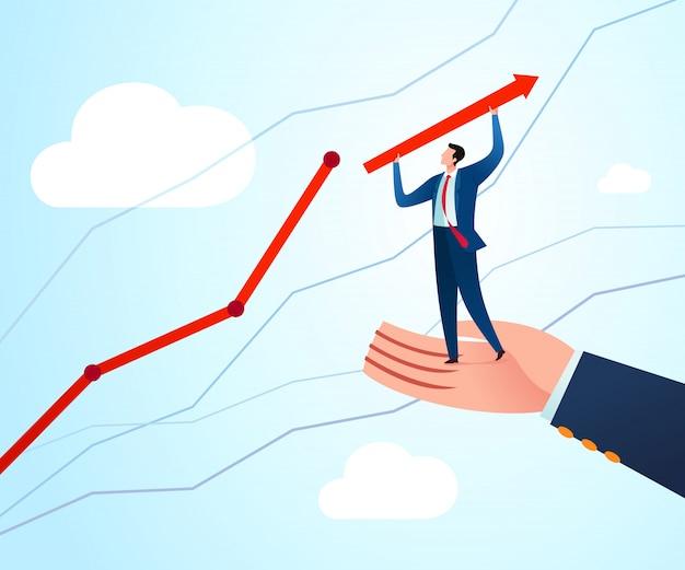 Assistência para melhor lucro do negócio