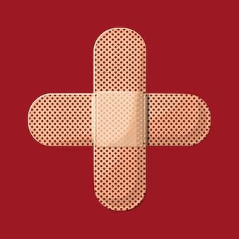 Ataduras ícone do design